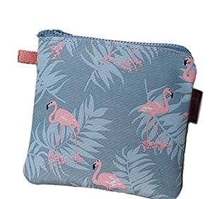 LAAT Waterproof Sanitary Napkin Bag Small Handbag Money Holders Coin Storage Organizer Sanitary Pad Convenience Pouch Creative Purse