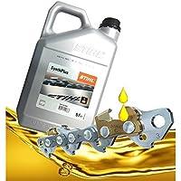 Stihl Genuine 0781 516 2002 5L Synthplus Chain Oil