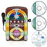 Singing Machine sml645bt Jukebox Bluetooth Karaoke máquina