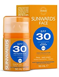 sunwards SPF 30face and Neck Cream 50ml