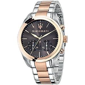Reloj cuarzo para unisex Maserati R8873612003