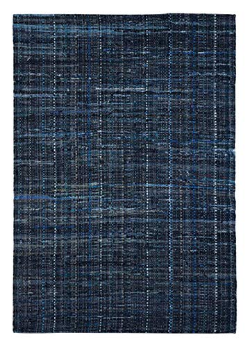 The Rug Republic Tapis Harris Gris/Bleu