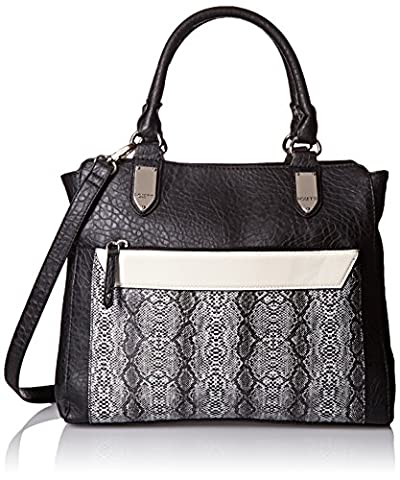 Rosetti Cameron Double Top Handle Bag, Pico Python, One Size