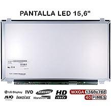 PANTALLA PARA PORTÁTIL TOSHIBA SATELLITE L50B, L50-B-11W HD LTN156AT35-T01
