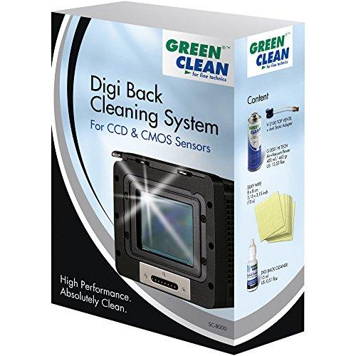 Preisvergleich Produktbild GREEN CLEAN Digi Back Cleaning Kit
