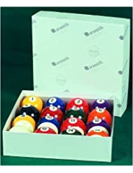 Billard-juego de bolas Aramith Standard 57,2 mm, Kugel_140003
