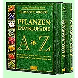 DUMONT's Grosse Pflanzen-Enzyklopädie von A - Z: Über 15000 Arten und Sorten, Namensverzeichnis