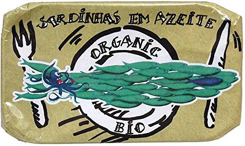 Sardinen in Bio-Olivenöl