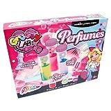 Grafix – Groovy Labz – Make Your Own Perfumes – Kit de Création Parfums (Import UK)