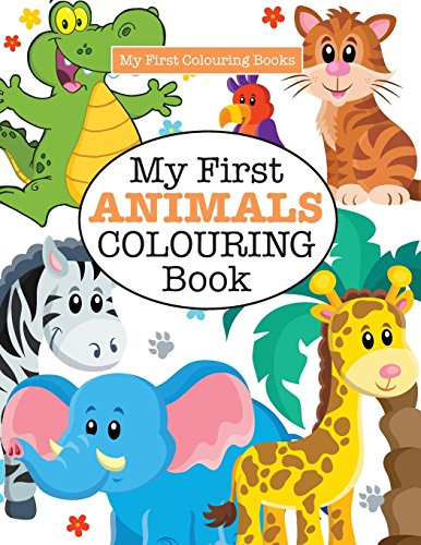 ouring Book ( Crazy Colouring For Kids) (Kids Coloring Book)