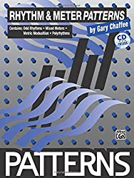 Rhythm + Meter Patterns. Percussion with CD