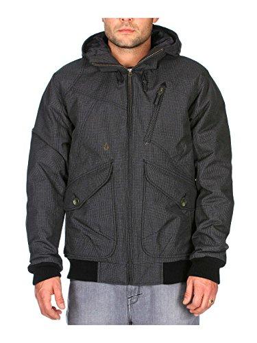 Volcom Cavelier II Jacket Houndstooth Gris
