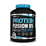 BiotechUSA Protein Fusion 85 Vanille 2270g