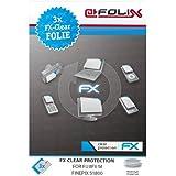 atFoliX FX-Clear Film de protection d'écran pour Fujifilm FinePix S1800