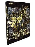 Yugioh - 9-Pocket Album, Portfoilio A4 - Golden Duelist