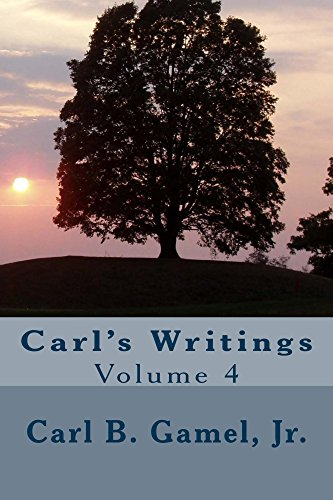 carls-writings-volume-4-carls-autobiography-english-edition