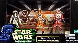 Rebel Pilots Set mit Ten Numb, Wedge Antilles und Arvel Crynyd - Star Wars