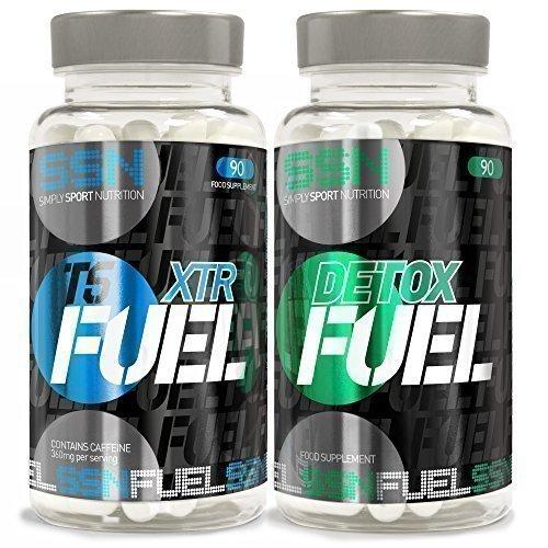urban-fuel-xtr-fuel-t5-fatburners-detox-fuel-extreme-cut-water-rention-slimming-tablets-strong-detox