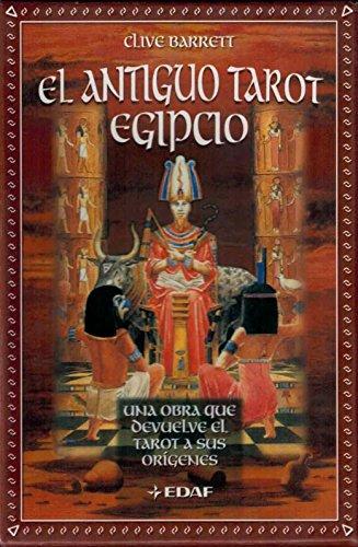 Baraja de el antiguo tarot egípcio (+ 1 baraja de 78 cartas)