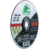 Stayer - Disco Desbaste Hierro 230X6.4 50.348