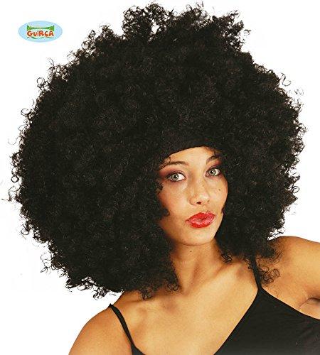peluca afro