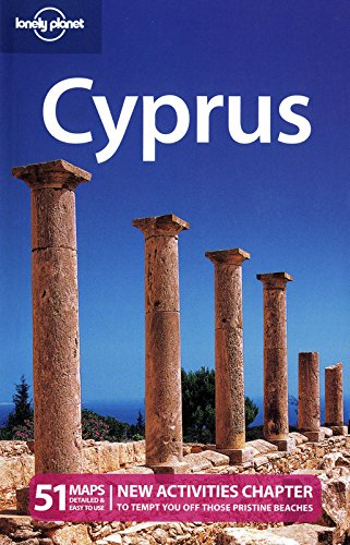 Cyprus (Lonely Planet Country Guides)