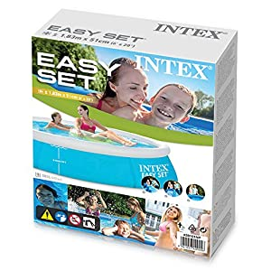 Intex Easy Set 28101 Piscina Rotonda 1.83 x 0.51 m