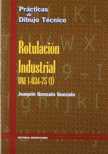 Rotulación Industrial. Cuaderno de prácticas.