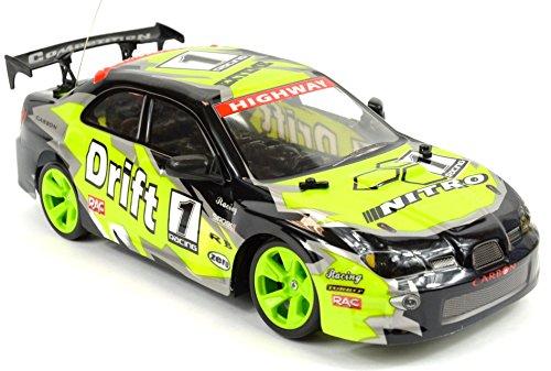 RC Drift Car kaufen Drift Car Bild 1: NewRay 88253 SS Auto Running, Set Drift Echelle 1 14 Schwarz*