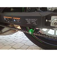 Hebelsatz CNC kurz Kawasaki Z 1000 ZRT00A 03-06