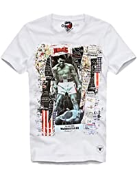 174bf2788ef431 E1SYNDICATE T-Shirt Muhammad Ali Boxen Gym Mike Tyson Conor MC Gregor UFC