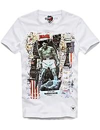 4fc20a17e E1Syndicate T-Shirt Muhammad Ali Boxen Gym Mike Tyson Conor MC Gregor UFC