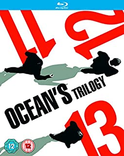 Ocean's Trilogy [Blu-ray] [2007] [Region Free] (B001Q94THY) | Amazon price tracker / tracking, Amazon price history charts, Amazon price watches, Amazon price drop alerts