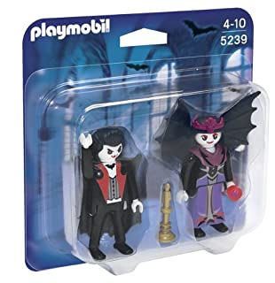 PLAYMOBIL Duo Pack - Vampiros (5239) (B00A30YUOO) | Amazon price tracker / tracking, Amazon price history charts, Amazon price watches, Amazon price drop alerts