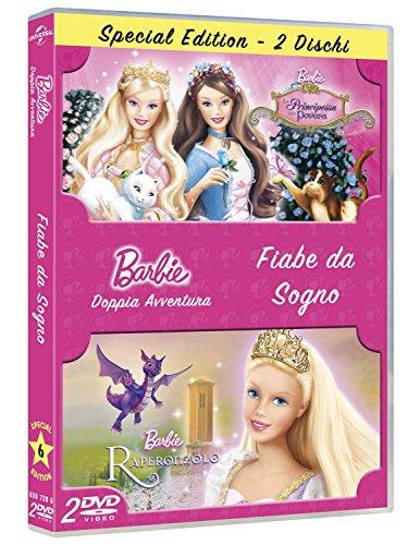 Barbie Doppia Avventura Fiabe Da Sogno