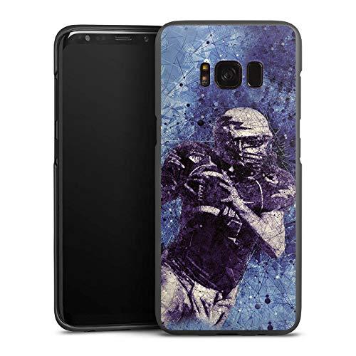 DeinDesign Hülle kompatibel mit Samsung Galaxy S8 Handyhülle Case American Football Sport Amerika