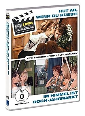 Hut ab, wenn du küsst! / Im Himmel ist doch Jahrmarkt [2 DVDs]