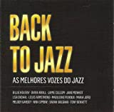 Back To Jazz: As Melhores Vozes Do Jazz (The Best Voices Of Jazz) [2CD] 2010 -