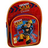 Trade Mark Collections Fireman Sam two pocket Back Pack (Red)
