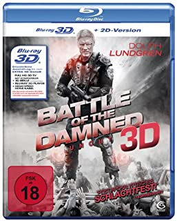 Battle of the Damned (Uncut) [3D Blu-ray + 2D Version]