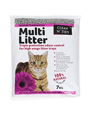 Clean n Tidy Multi Cat Litter, 7 Kg