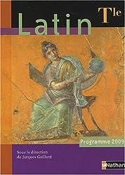 Latin Tle : Programme 2009
