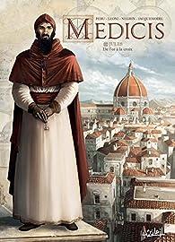 Médicis, tome 3 : Jules, de l'or à la croix par Peru