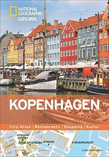 Kopenhagen erkunden mit handlichen Karten: Kopenhagen-Reiseführer, schnelle Orientierung mit Highlights und Insider-Tipps. Kopenhagen entdecken mit dem National Geographic Reiseführer Kopenhagen.