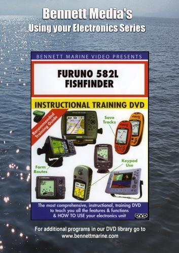 FURUNO 582L COLOR FISHFINDER Furuno Fishfinder