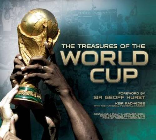 The World Cup Treasures por Keir Radnedge
