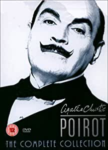 Agatha Christie's Poirot - The Complete Collection (24 Disc Box Set) [DVD]