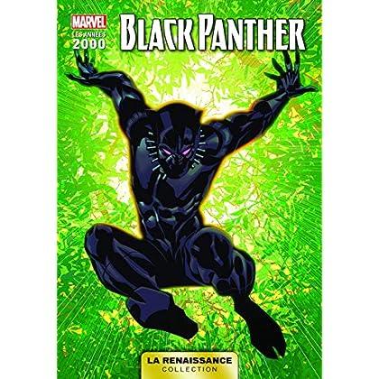 LA RENAISSANCE DES HEROS MARVEL T02 : BLACK-PANTHER