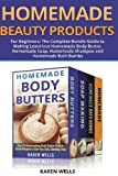 Best Soap Making Books - Homemade Beauty Products for Beginners: The Complete Bundle Review