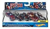 Mattel Djt61 Hot Wheels Captain America Civi